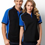 Biz Collection Mens Nitro Polo
